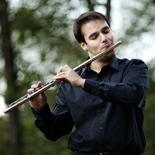 C.Debussy Pastorale dalla Sonata per flauto, viola e arpa (live recording 24/05/2009)