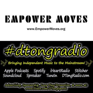 Top Indie Music Artists on #dtongradio - Powered by EmpowerMoves.org
