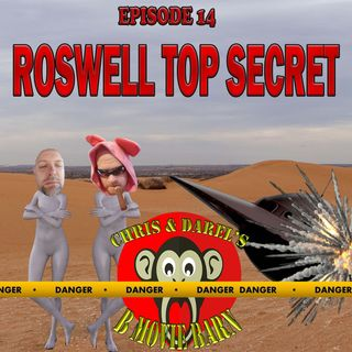 Episode 14: Roswell Top Secret