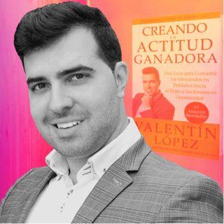 700: ESPECIAL 700 PROGRAMAS- ¡NO RENUNCIES A NADA! - Valentín López #Podcast #Oro #Especial