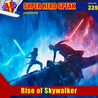 #339: Rise of Skywalker