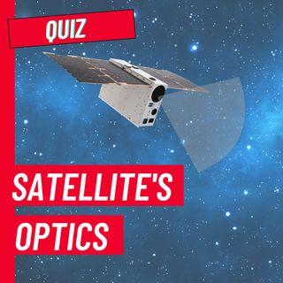 Satellite's optics