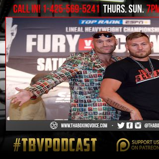 ☎️Tyson Fury vs Tom Schwarz🇬🇧🇩🇪Warrington vs Galahad😈WBSS Cruiserweights💯🔥