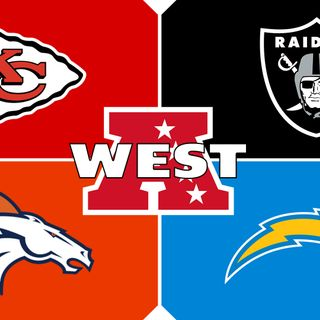 The NFL Show:  AFC West Preview and Predictions