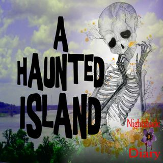 A Haunted Island | Algernon Blackwood | Podcast