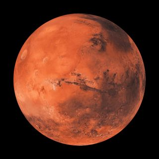 Marte e gli alieni terrestri