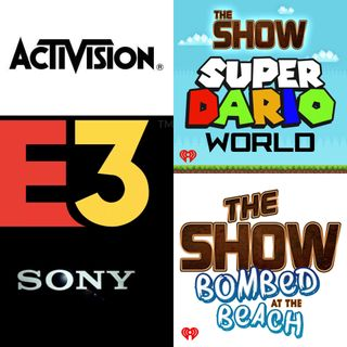 SDW Ep. 46: Bombed at the Beach Update & Sony Misses E3