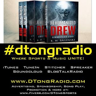 Music. Marketing. Motivation! - Powered by 'Rehumanized Drew' on Amazon Kindle