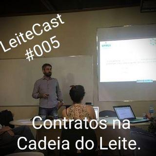 #005 Contratos na Cadeia do Leite | Com Tiago Zagonel.