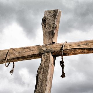 Prendi solo la tua croce (Lc 9,22-27)