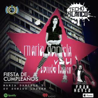 Maria Daniela y su sonido Láser Spin Off 33 (Fran Hevia)