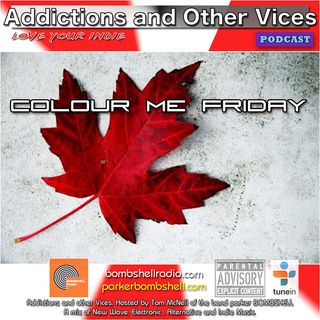Addictions and Other Vices 280 - Colour Me Friday