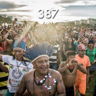 AntiCast 387 – O Movimento Indígena Brasileiro