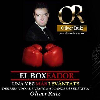 Oliver Ruíz  El Boxeador Audio Reflexivo Videoclip Oficial