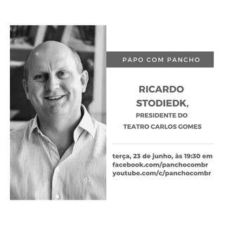 Ricardo Stodieck, presidente do Teatro Carlos Gomes