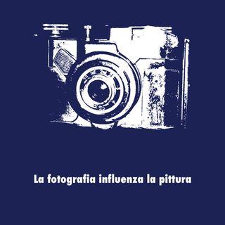 La fotografia influenza la pittura