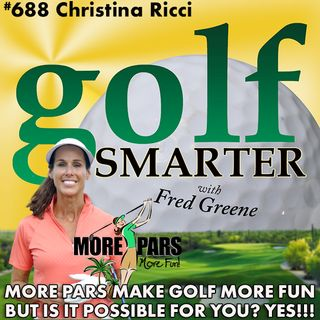 More Pars Makes Golf More Fun. But Is It Possible For You? YES! with Christina Ricci