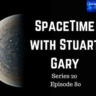 80: A radio for dark matter - SpaceTime with Stuart Gary