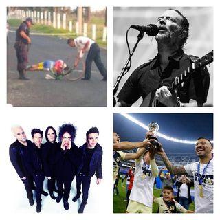 Aumento de Salarios en México, Salón de la Fama Rock & Roll 2018, Ciclista Muerto, Final Liga MX, NFL Semana 14