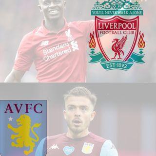 The Build Up Show -  Liverpool v Aston Villa