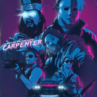 The Movies of John Carpenter!