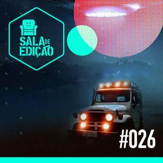 #026 | De Carona com os OVNIs (Entrevista com Eduardo Cabeda e Alfredo Barros)