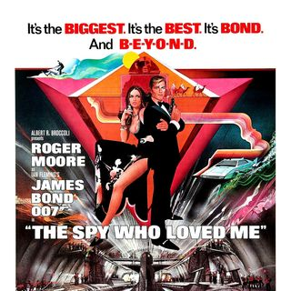 James Bond: Licence to Podcast - The Spy Who Loved Me