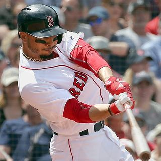 Mookie Betts, Mike Trout Square Off In Matchup Of Potential MVPs
