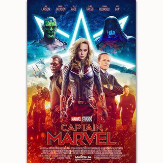 Damn You Hollywood: Captain Marvel