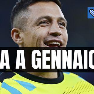 """Sanchez ha """"mal di pancia"""": l'Inter pensa alla cessione?"""