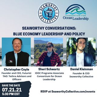 Sea Change Makers: Blue Leadership and Policy