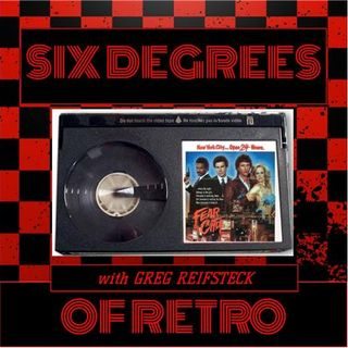 SIX DEGREES OF RETRO 006 - GRINDHOUSE A GO-GO - GREG VS THE VIDEO VIXEN 2