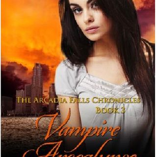 Vampire Apocalypse Book 3 by Jennifer Malone Wright Narrated By Angel Clark