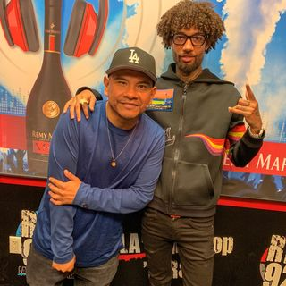 The Cruz Show Interview - PnB Rock talks Meaning Behind 'Trapstar Turnt Popstar,' Nipsey Hussle, and More!