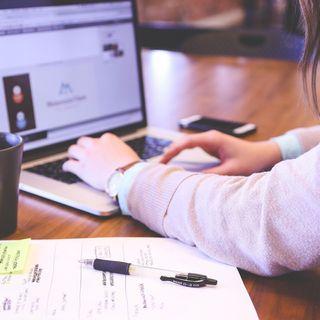 3. Il primo piano d'azione: il progetto per avviare l'attività online