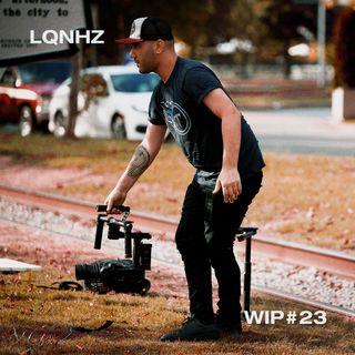 WIP #23 - Webseries com Plinio Scambora