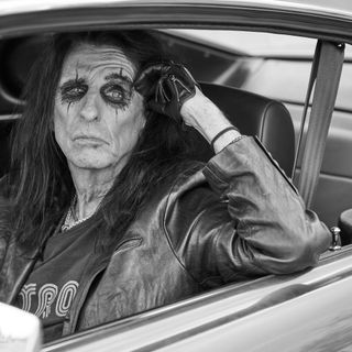 ALICE COOPER Talks 'Detroit Stories'