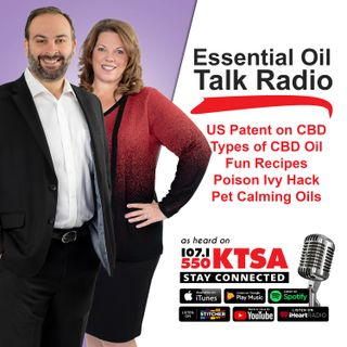 Show #24 - CBD & Essential Oils