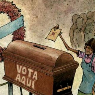 Votemos!!! Elige tu presidente, elige tu realidad!