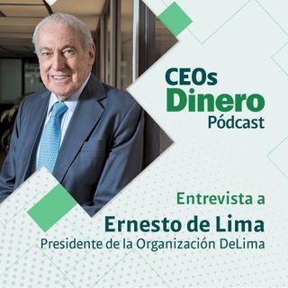"""""""Nunca acepto el 'no se puede'"""": presidente de la Organización DeLima"""
