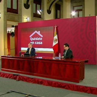 México rebasa las 22 mil muertes por Covid-19
