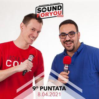 Sound For You Radio - Mashup - 8.04.2021
