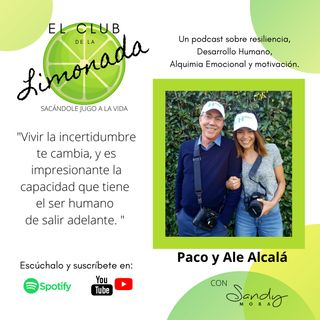 Episodio 21: Paco y Ale Alcalá, Home Storytellers