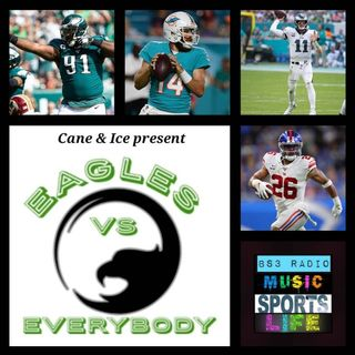 Eagles Vs Everybody Episode 13