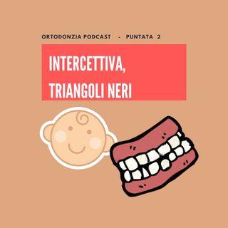 Ortodonzia Intercettiva e Triangoli neri