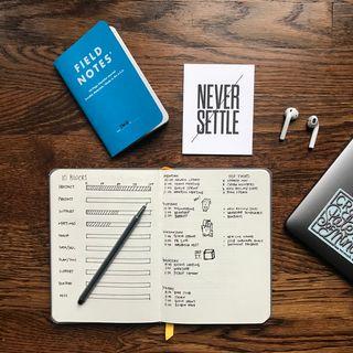 MH#31 Hablando de BUJO: un diario de Productividad