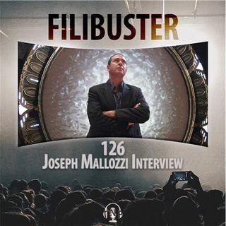 126 - Joseph Mallozzi Interview