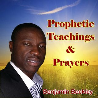 PROPHETIC PRAYER ENCOUNTER