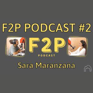 L'esperienza di Sara Maranzana in Cina | F2P #2 - Sara Maranzana