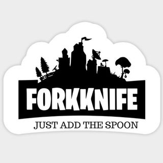 KIDS ARE CALLING IT ....FORK KNIFE
